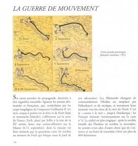 guerre de mouvement 1914 Anonyme