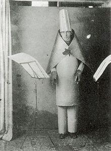 Hugo Ball -Cabaret Voltaire