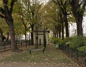 Dans  Paris, Philippe Bazin