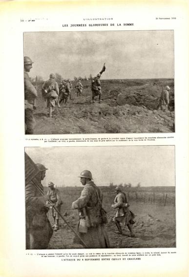 Bataille de la Somme, 1er juillet au 18 décembre 1916