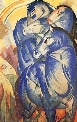 Franz Marc , 4 mars 1916