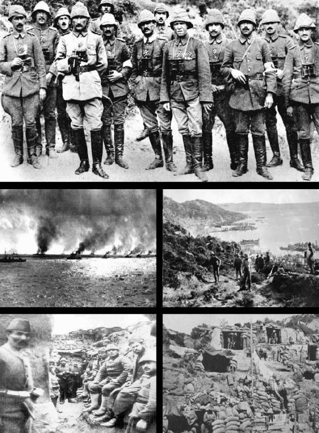 9 janvier 1916: Dardanelles et Champagne