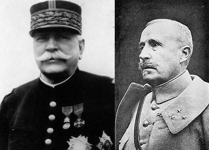 25 décembre 1916, drôle de Noël : Nivelle remplace Joffre à la tête des armées françaises