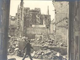 Bombardement de Reims et Bataille du Linge 20 juillet 1915