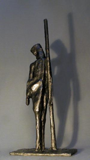 Poèmes et sculpture de Cyrille Bosc